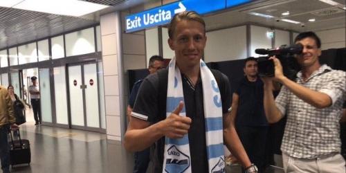 (RUMOR) Lucas Leiva posible nuevo jugador de la Lazio