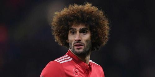 (RUMOR) Marouane Fellaini cerca de salir del Manchester United