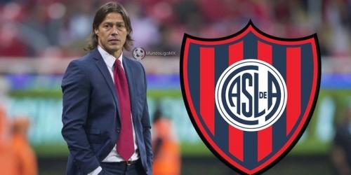 (RUMOR) Matias Almeyda, candidato para dirigir a San Lorenzo
