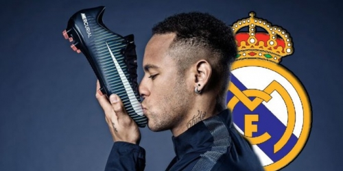 (RUMOR) ¿Nike y Real Madrid en alianza para fichar a Neymar?