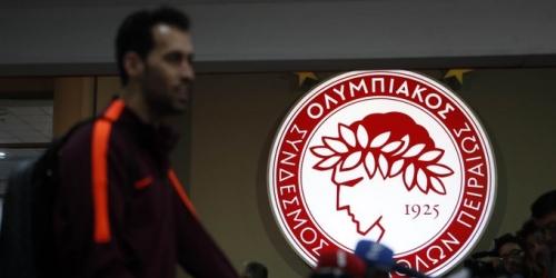(RUMOR) Olympiacos podría descender