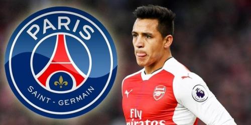 (RUMOR) PSG, El club francés ofrece dos jugadores para fichar a Alexis Sánchez