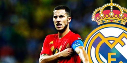 (RUMOR) Real Madrid dispuesto a sacar 170 millones del banco por Hazard