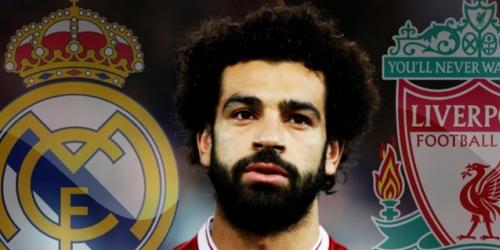 (RUMOR) Real Madrid ficharía a Salah en este mes de Enero