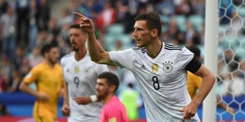 (RUMOR) Real Madrid tras los pasos del alemán Leon Goretzka
