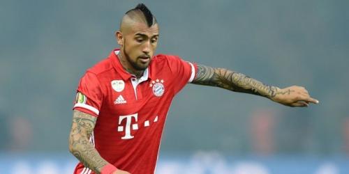 (RUMOR) Se quieren aprovechar de la crisis del Bayern para fichar al chileno Arturo Vidal