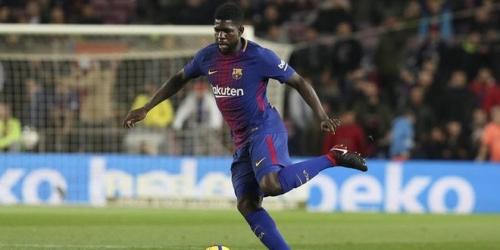 (RUMOR) Umtiti dejaría el Barça para unirse a las filas del Man. United