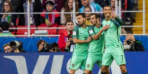 (VIDEO) Portugal ganó y es líder: derrotó por la mínima a Rusia en la Confederaciones