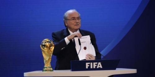Rusia y Qatar serán sede de los Mundiales de 2018 y 2022
