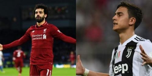 ¿Salah a la Juventus y Dybala al Liverpool?