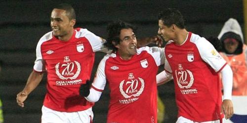 Santa Fe y Botafogo avanzaron en la Sudamericana