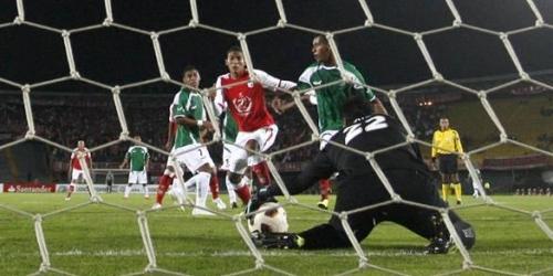 Santa Fe y Deportivo Cali empataron en la Sudamericana