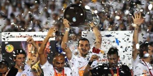 Santos derrota a Peñarol y se corona campeón de América