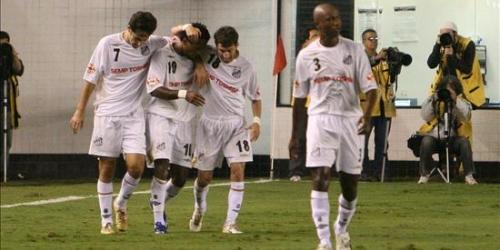 Santos es el nuevo campeón de la Copa de Brasil