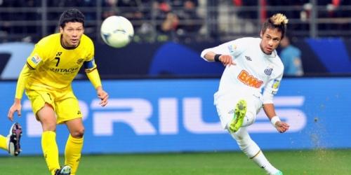 Santos es finalista del Mundial de Clubes