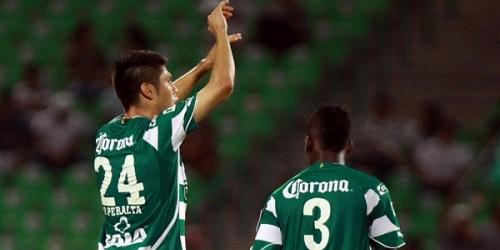 Santos Laguna comienza con victoria la Cocachampions