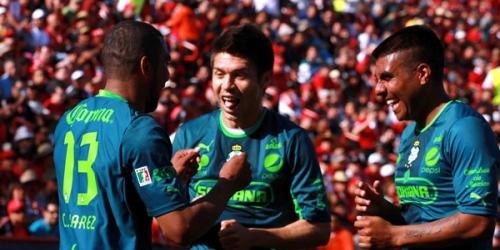 Santos Laguna es el nuevo puntero del Clausura