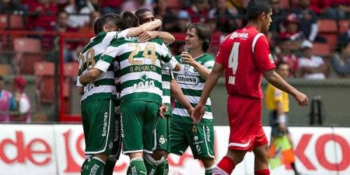 Santos Laguna sigue ganando en el Clausura