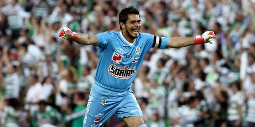 Santos y Toluca empataron 2-2 en la primera final