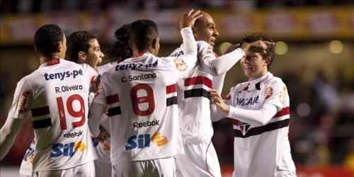 Sao Paulo y Flamengo clasificaron a los octavos de final