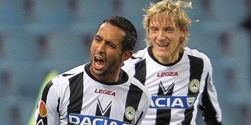 Schalke 04 y Udinese ganaron en la Europa League