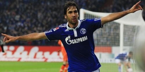 Schalke golea y está más cerca de la Champions League