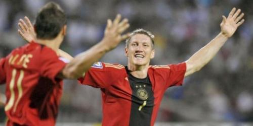 Schweinsteiger critica a una Argentina provocadora