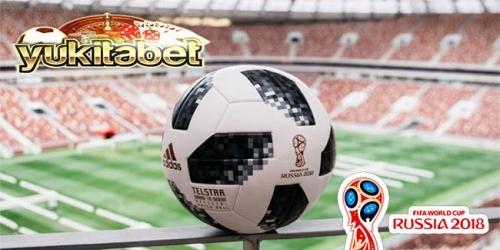 Se aproxima el Mundial de Rusia y el mercado de apuestas prepara su terreno
