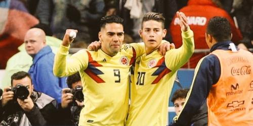 Selección de Colombia ya empieza entrenamientos para jugar contra Estados Unidos