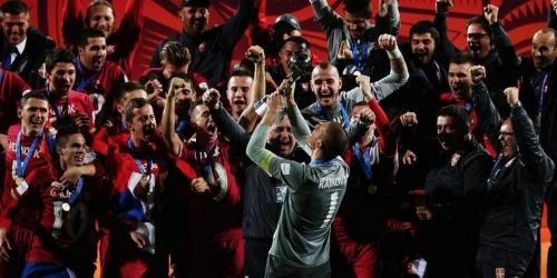 Serbia es el nuevo campeón del Mundial Sub-20