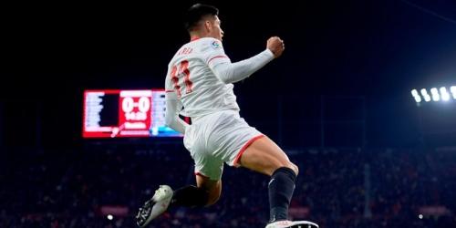 SEVILLA ya es finalista de la Copa del Rey