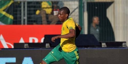 Sudáfrica gana 1-0 a Dinamarca en amistoso de preparación