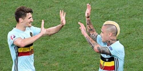 (VIDEO) Eurocopa, Bélgica cerró la Fase de Grupos con victoria frente a Suecia