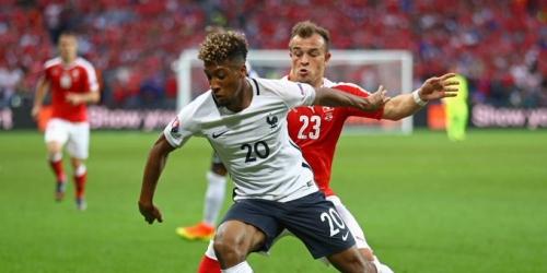 (VIDEO) Eurocopa, Francia y Suiza avanzan a Octavos de Final tras empate 0-0