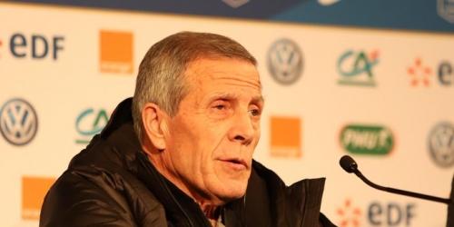 Tabárez cree que no hay problema en la plantilla del PSG