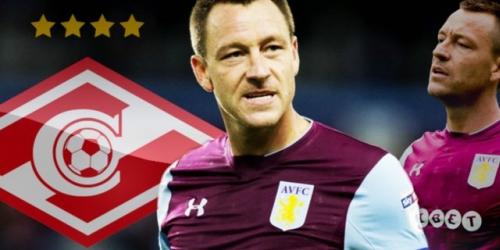 Terry deja plantado al Spartak de Moscú y sigue sin equipo