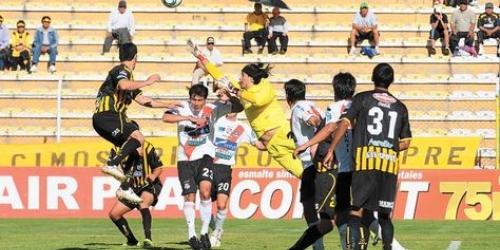 The Strongest comenzó el Clausura con una derrota