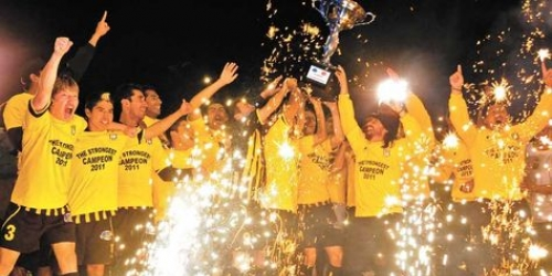 The Strongest se consagró campeón del Apertura