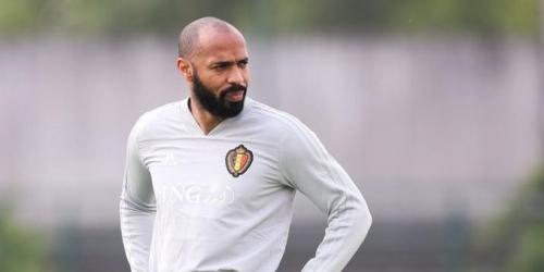 Thierry Henry será nuevo entrenador del AS Mónaco