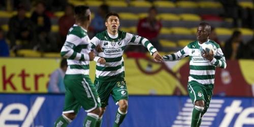 Tigres alcanzó a Santos Laguna en el liderato