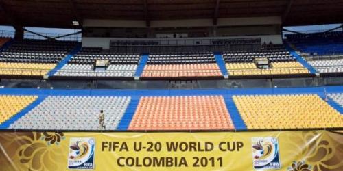 Todo listo para la inauguración del Mundial Sub-20
