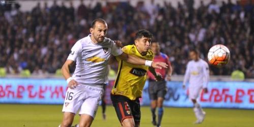 """Todo listo para el """"Más que un clásico ecuatoriano"""" entre Liga de Quito vs Barcelona"""