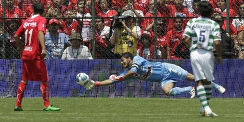 Toluca venció al Santos y es campeón de México