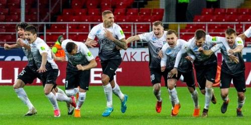 Tosno se convierte en campeón de la Copa de Rusia