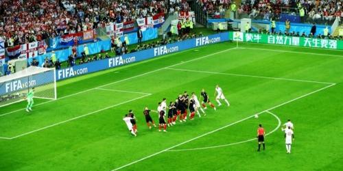 Tottenham se convierte en el equipo más goleador del Mundial