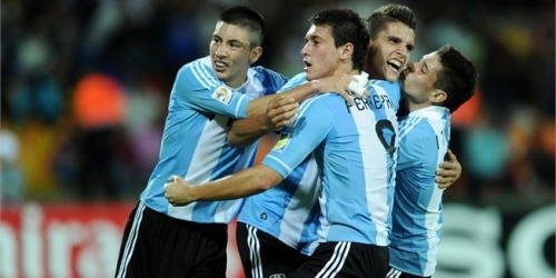 Tres empates y triunfo de Argentina en Mundial Sub-20