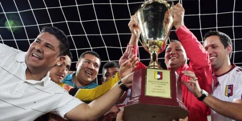 Trujillanos se deshizo de Zamora y ganó la Copa Venezuela