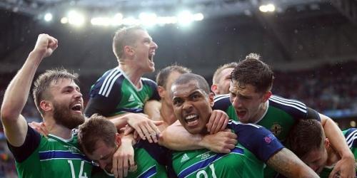 (VIDEO) Eurocopa, Irlanda del Norte sorprende a Ucrania y lo deja al borde de la eliminación
