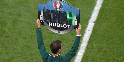 UEFA prepara el cuarto cambio