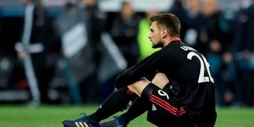 Ulreich pide perdón a los hinchas del Bayern